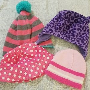 Other - Lot Of Little Girl Hats